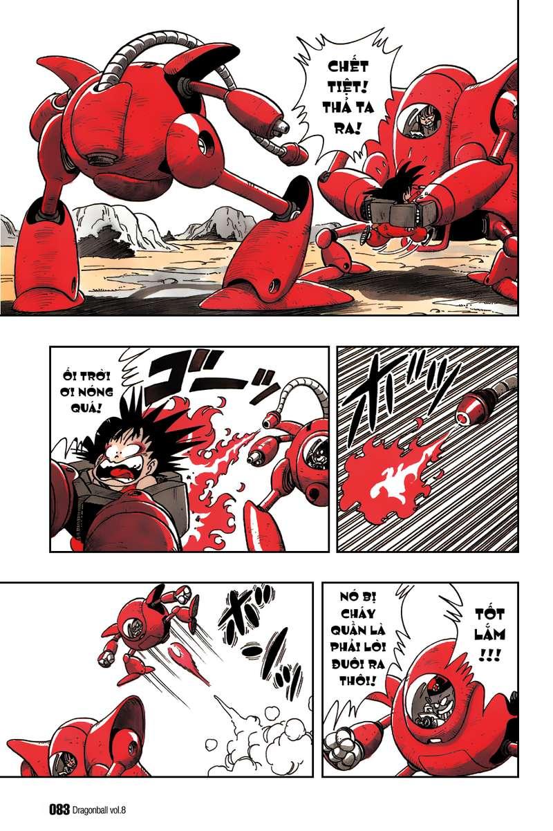 Dragon Ball chap 110 trang 6