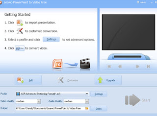 powerpoint to video convertor