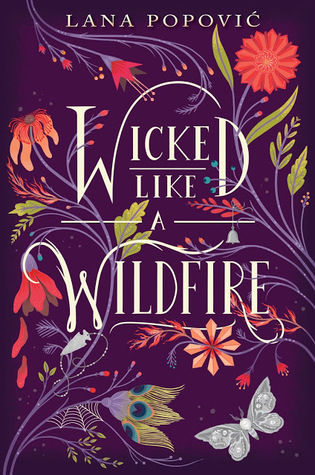 Wicked Like a Wildfire book cover