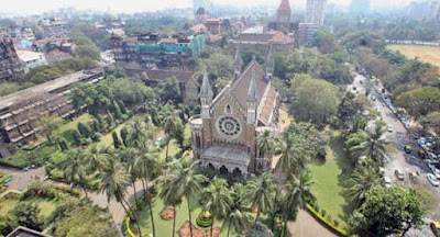 Victorian Gothic and Art Deco Ensemble of Mumbai
