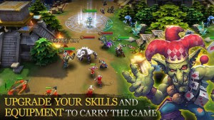 Heroes of Order & Chaos MOD Review v3.1.2b Apk + Data Android
