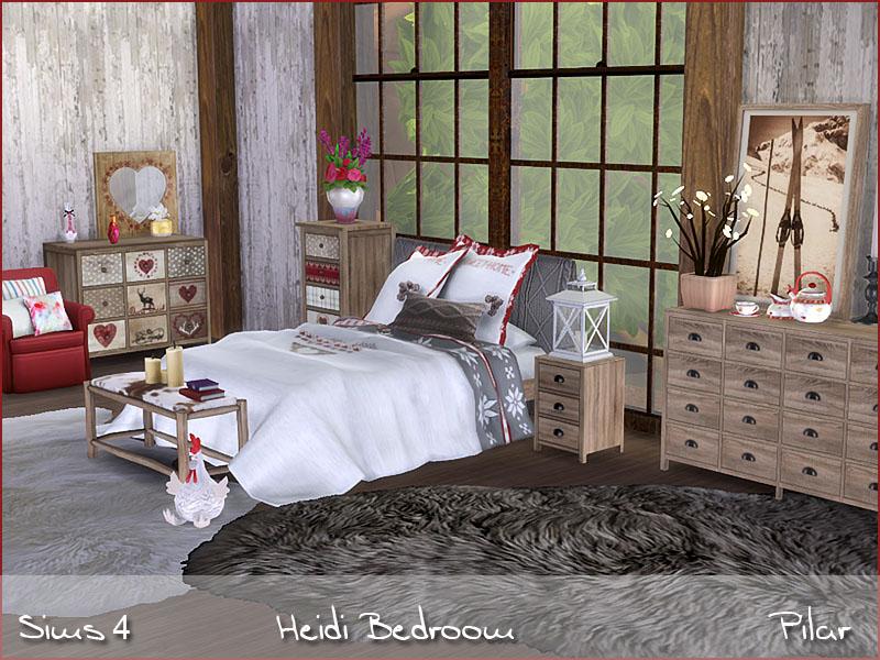 02-05-2017 Heidi Bedroom