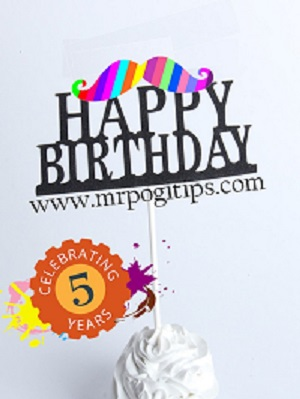 We are already 5! :)