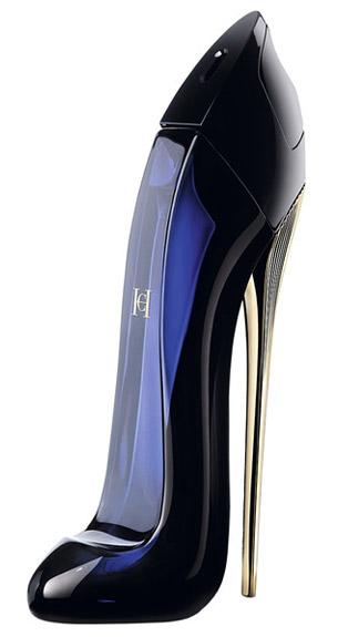 Good Girl Carolina Herrera perfume mujer zapato tacón