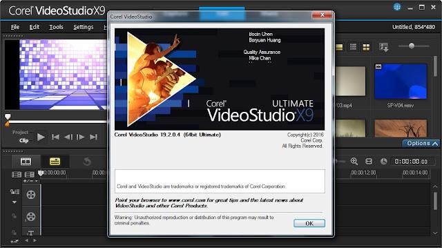 videostudio x9 ultimate download