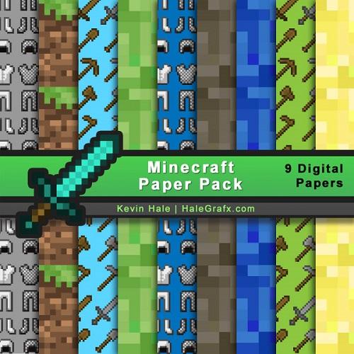 pacchetti grafici minecraft da