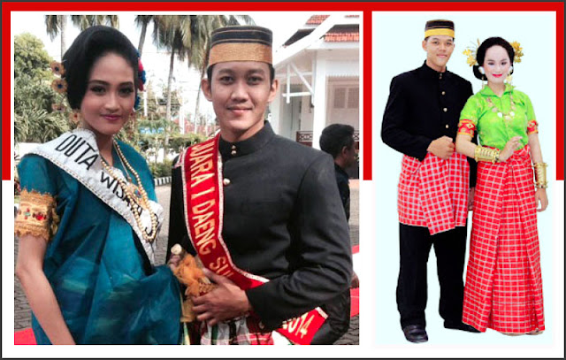 Gambar Pakaian Adat Sulawesi Barat