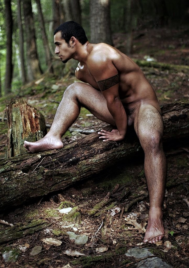 Nude men from indiana