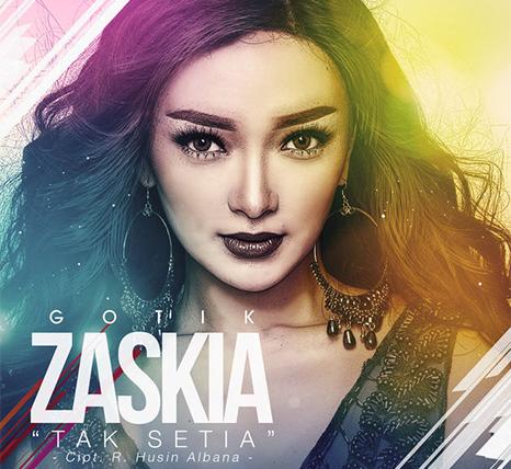 Lirik Lagu Tak Setia - Zaskia Gotik