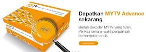 Cara Beli Dekoder MYTV Advance Seluruh Malaysia