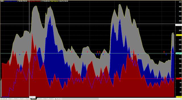 Bull Bear Volume Waves