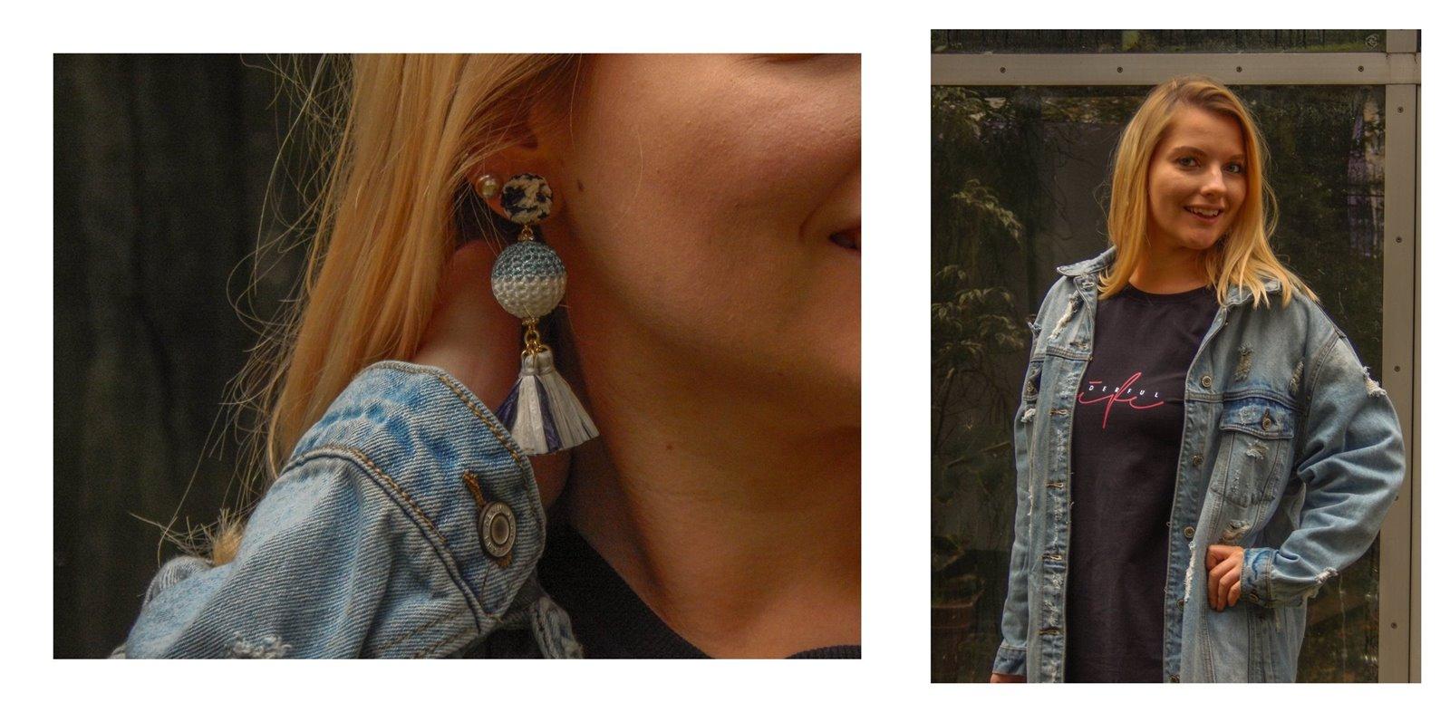 4A kolczyki artelioni aparat moda jeans jaka biżuteria do jeansu dla blondynki jaką biżuterię nosić najmodniejsze moda fashion outfit modnapolska daniel wellington