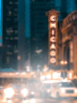Night City Blur Background Full hd Download