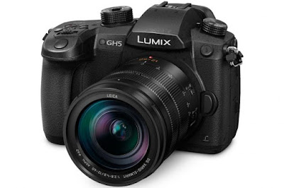 CES 2017: باناسونيك تكشف عن كاميرا الفيديوغرافي الرائدة Lumix DC-GH5
