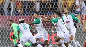 الرجاء يتغلب على فريق فيتا كلوب في الجولة السادسه من دوري أبطال أفريقيا