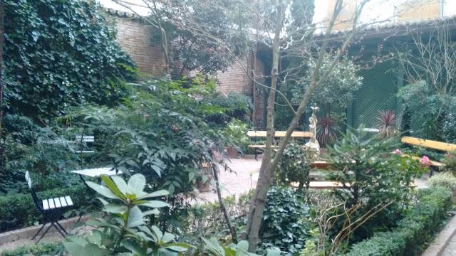 Museo del Romanticismo. Jardín
