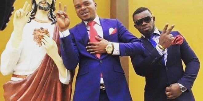 "Check out what they did to pastor Obinim after saying he'll become ""a god"""