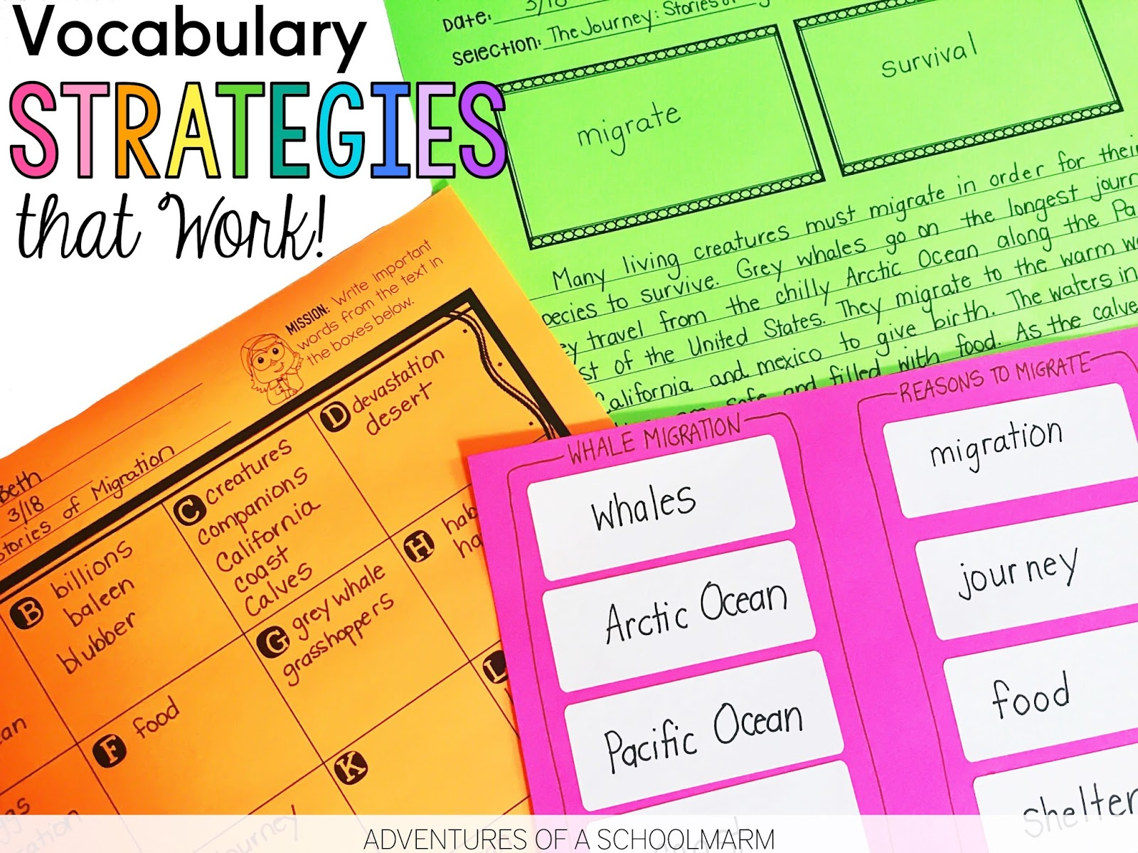 Effective Strategies for Teaching Vocabulary - k12reader.com