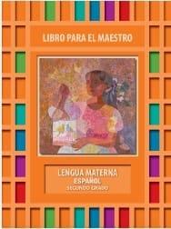 Lengua Materna Español Segundo grado Libro para el maestro 2018-2019