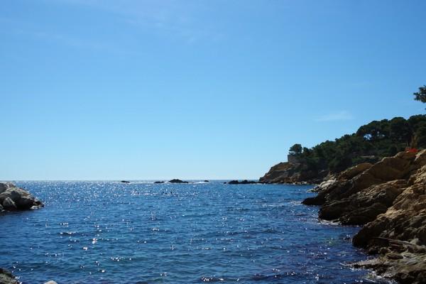 côte bleue randonnée ensuès la redonne grand méjean calanque