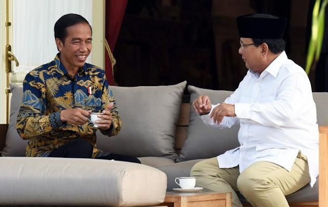 Jokowi dan Prabowo Masuk Daftar 500 Muslim Paling Berpengaruh di Dunia Tahun 2019
