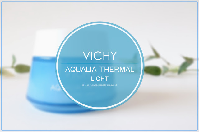 Vichy Aqualia Thermal Rehydrating Cream - Light. Normal to Combination Skin Review