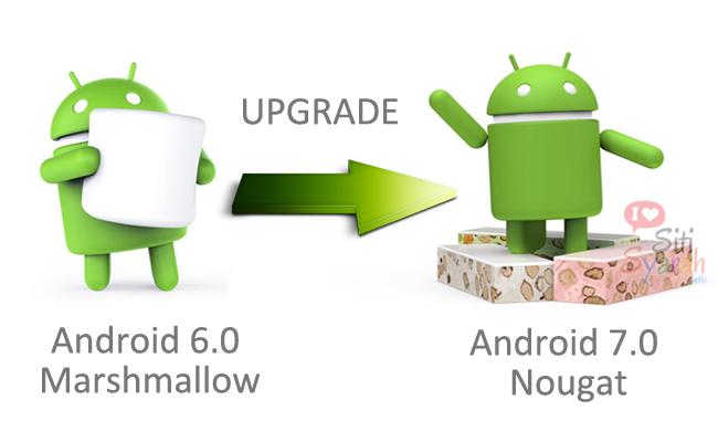 apa beda update dan upgrade