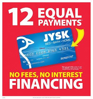 JYSK Flyer July 20 – 26, 2017