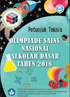 Download Juknis OSN SD Tahun 2018