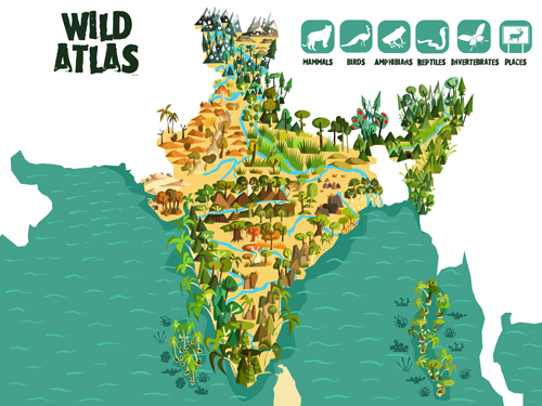 Green Humour: Wild Atlas- Interactive Map Game for WWF