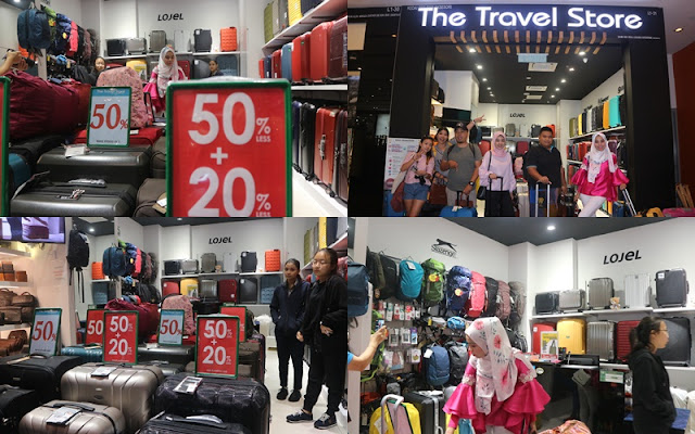 Travel Store  Melawati Mall