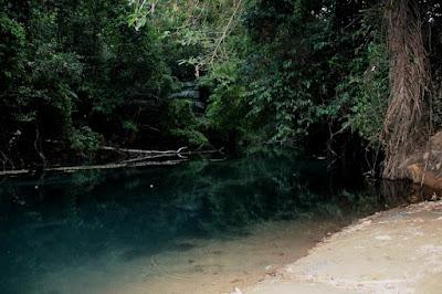 Misteri Danau Di Bukit Tak Berpenghuni