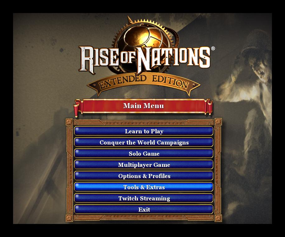 Rise of Nations Extended Edition - Katılımsız Oyun