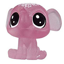LPS Series 5 Frosted Wonderland Tube Elephant (#No#) Pet