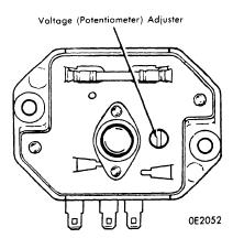 repair-manuals: Lucas Alternator Regulator 1963-74 Repair