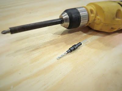 drill bit countersink counter sink