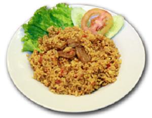 Cara memasak nasi goreng babat, resep nasi goreng babat