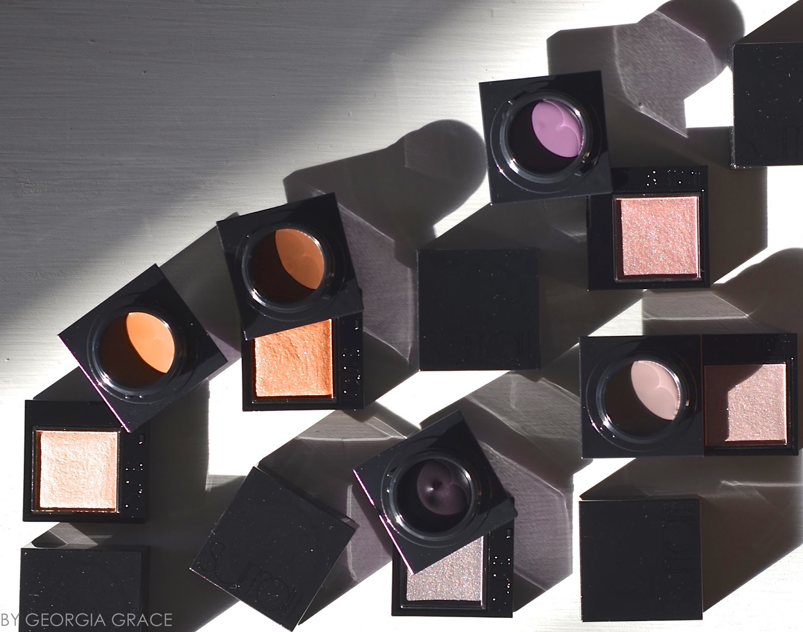 Surratt Beauty Prismatique Eyes Swatches & Review