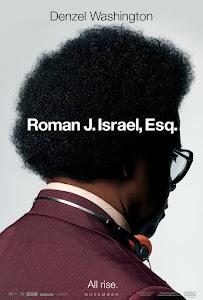 Roman J. Israel, Esq. Poster