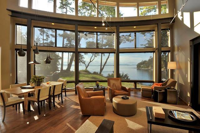 Desain Ruang Tamu Kecil Untuk Rumah Minimalis sederhana modern