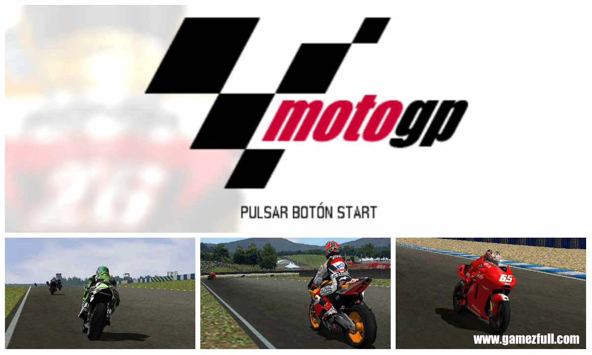 MotoGP capturas psp