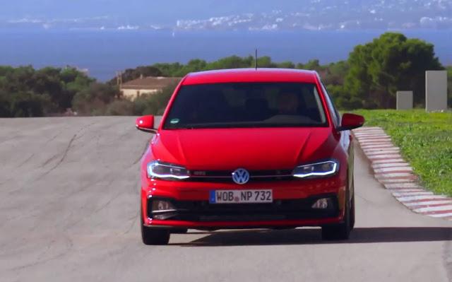 Novo VW Polo 2018 GTI
