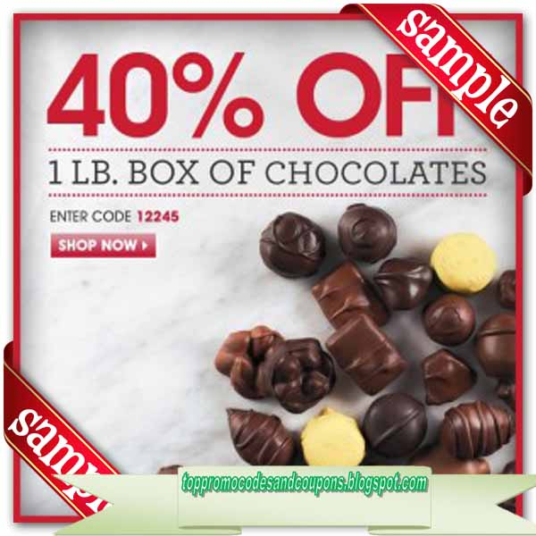 Fannie May Candy Promo Codes