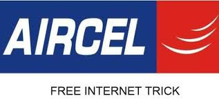 Aircel free 1 GB internet Data offer tricks