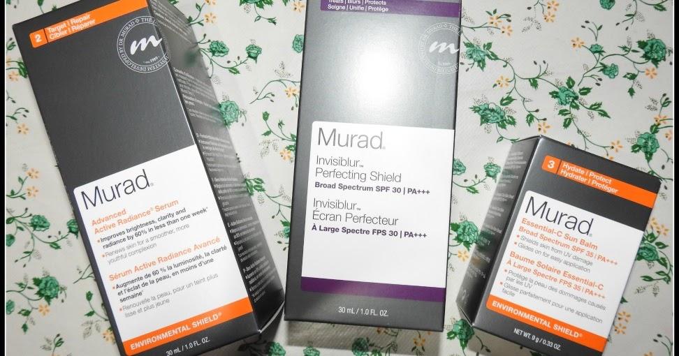 Murad Essential-C Sun Balm Broad Spectrum SPF35.