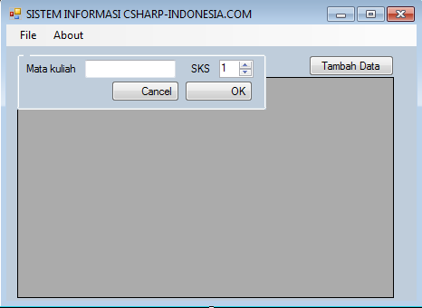 insert update delete in c