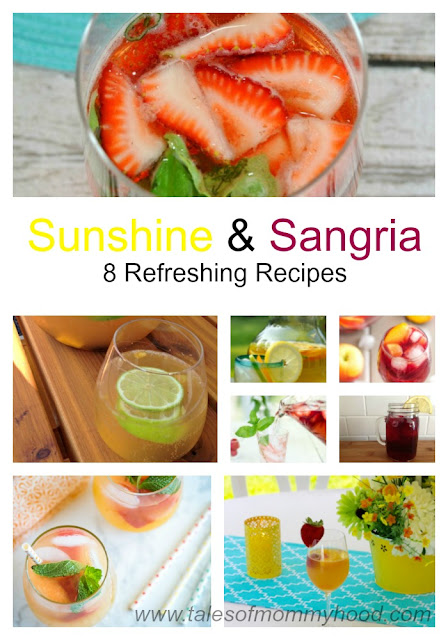 8 refreshing sangria recipes