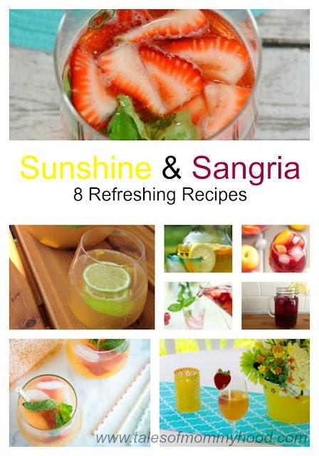 8 refreshing sangria recipes