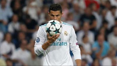 Klub Pilihan Ronaldo Jika Dirinya Hengkang Dari Real Madrid