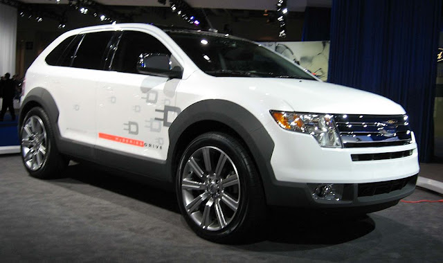 Todoterreno de lujo Ford Edge